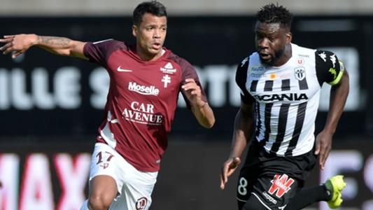 Mathieu Dossevi Angers Metz Ligue 1 17092017