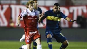 Machin Tevez Argentinos Juniors Boca Superliga 15092018