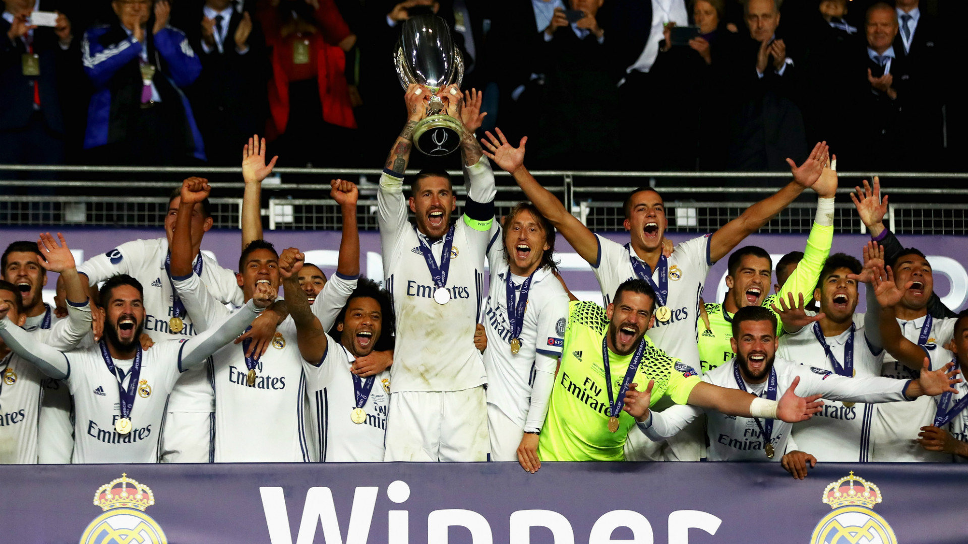 Real Madrid Super Cup