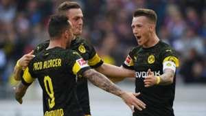 Reus Paco Alcacer BVB Stuttgart