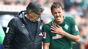 Max Kruse Werder Bremen Schalke 04 Bundesliga 16092017