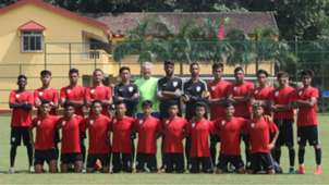 India U17 final squad