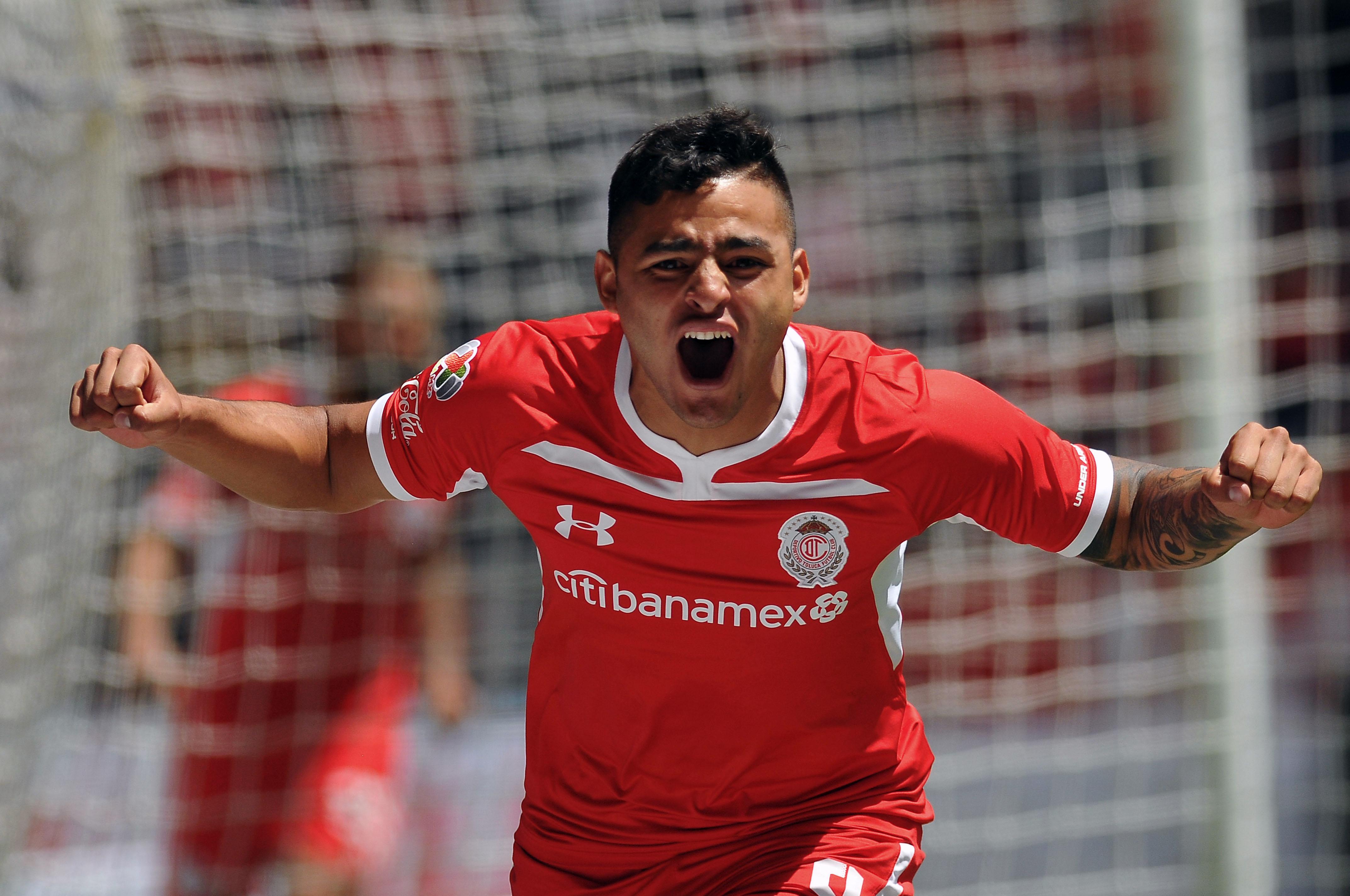 Alexis Vega Toluca Apertura 2018 Liga MX