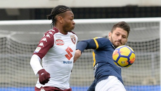 Afriye Acquah, Mattia Valoti, Verona, Torino, Serie A, 25022018
