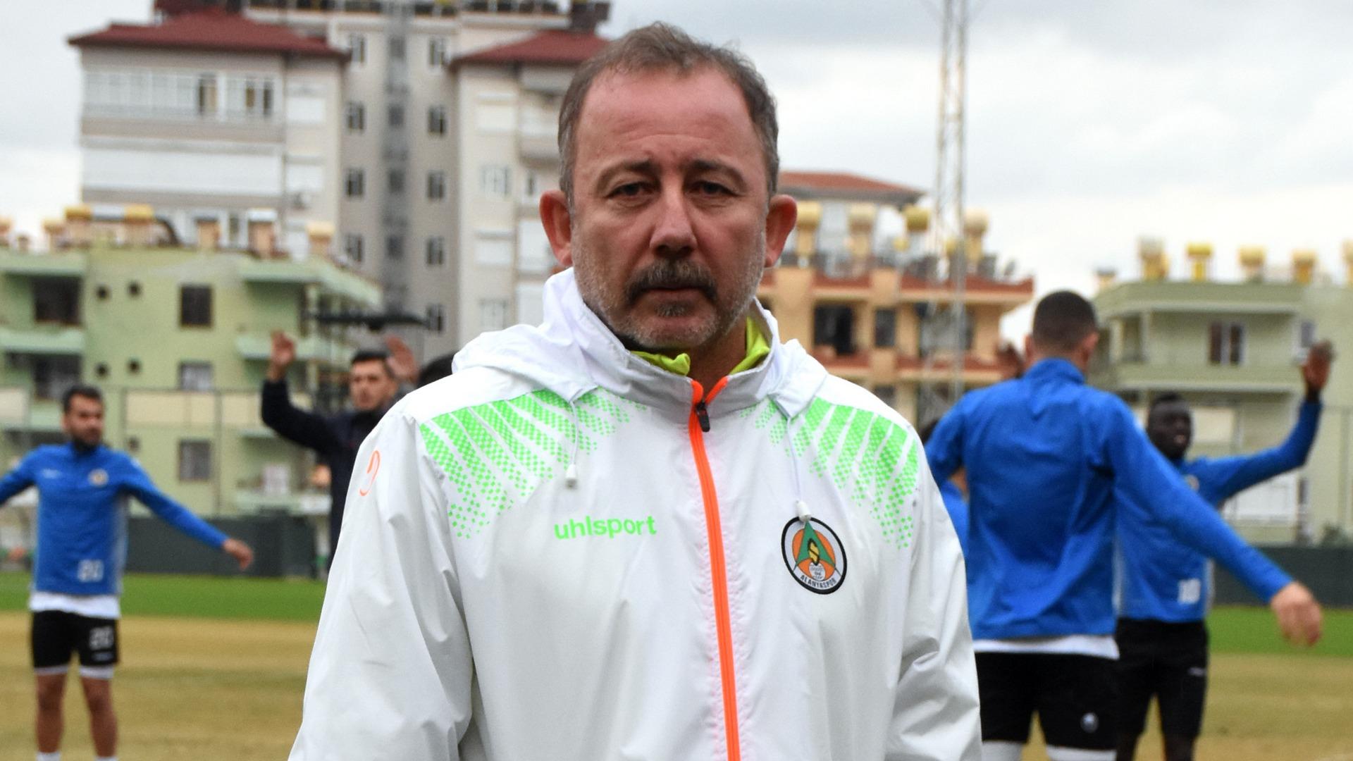 Sergen Yalcin Alanyaspor
