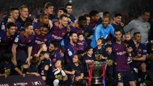 Barcelona celebration