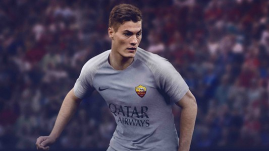 Roma away kit 2018-19