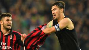Alessio Romagnoli Udinese Milan