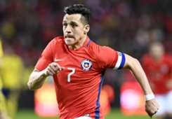 Alexis Sánchez Selección de Chile