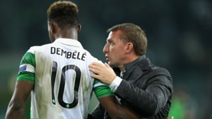 Moussa Dembele Brendan Rodgers Celtic
