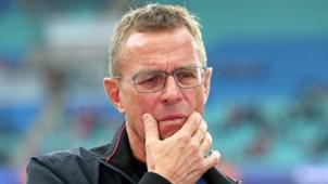 Ralf Rangnick RB Leipzig 2018