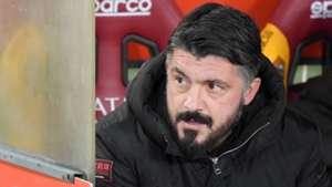 Roma Milan Gattuso 2019