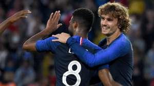 Antoine Griezmann France Bolivia Friendly 02062019