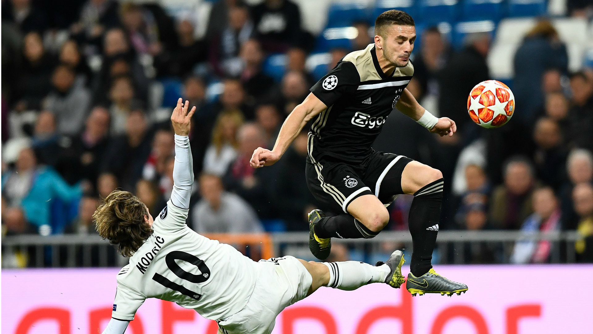 Dusan Tadic Ajax Real Madrid