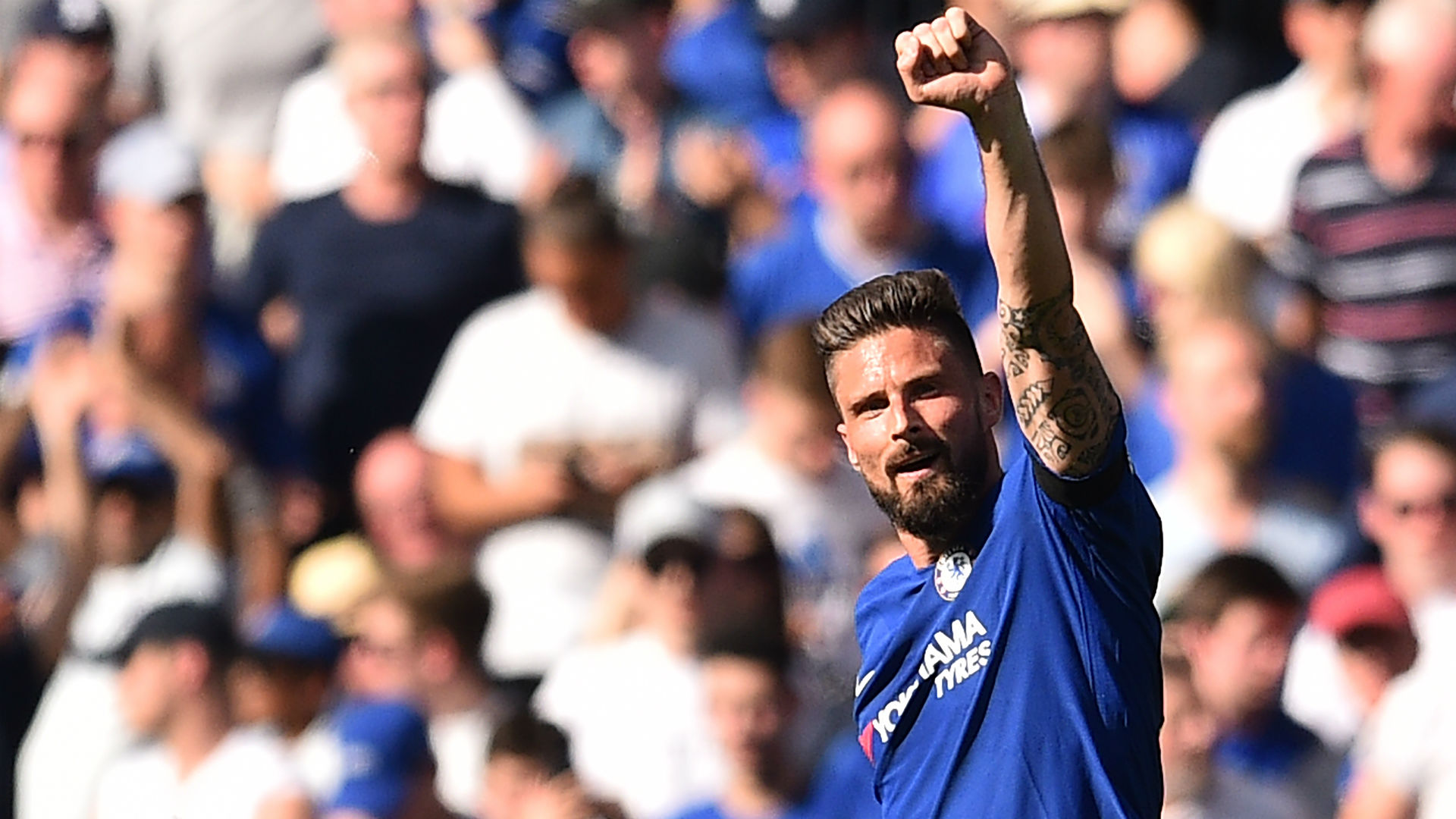 Chelsea-Liverpool 1-0: Decide Giroud, 'Blues' a -2 dalla Champions