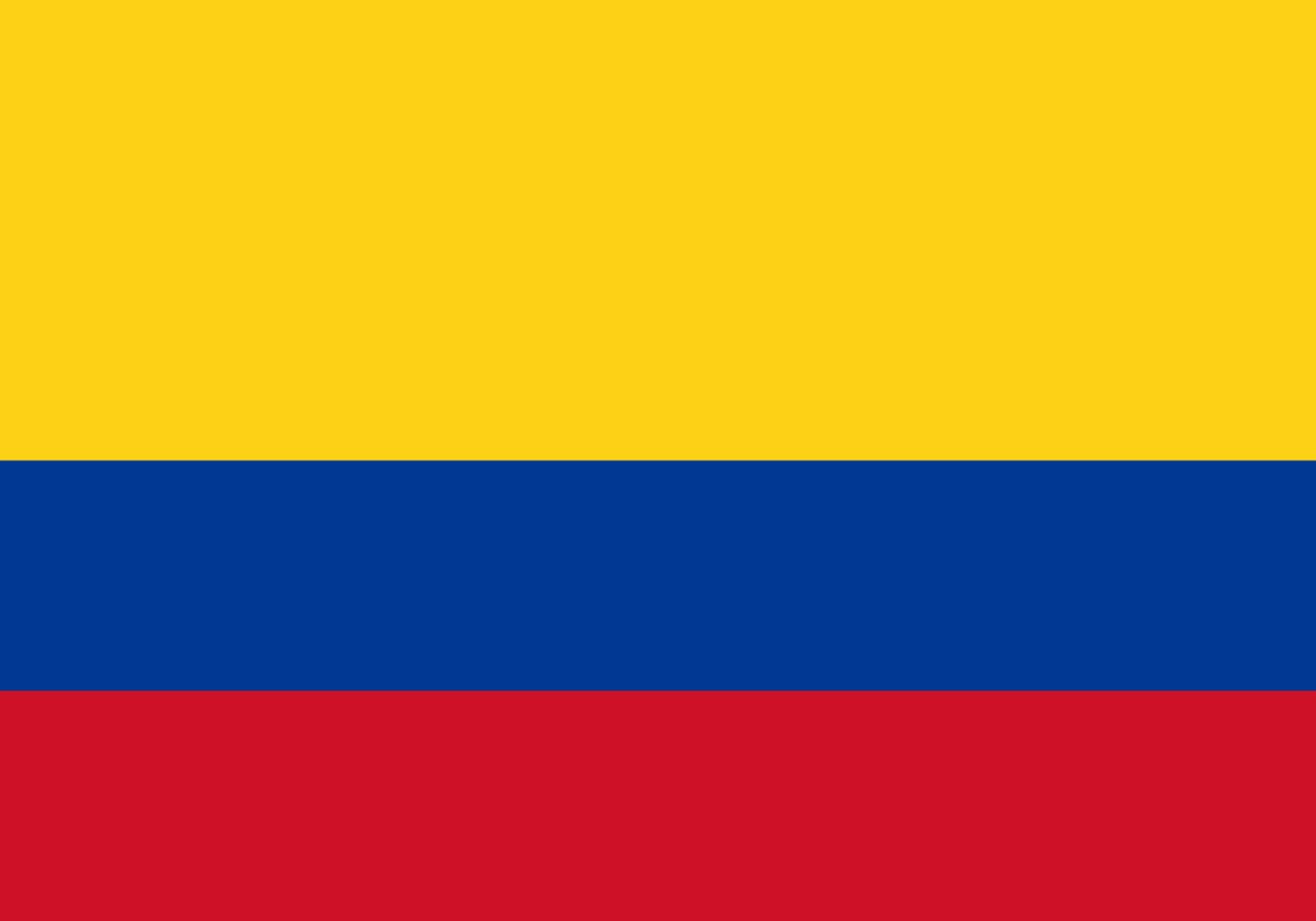 Flag Colombia
