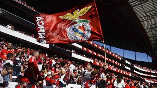 Benfica fans