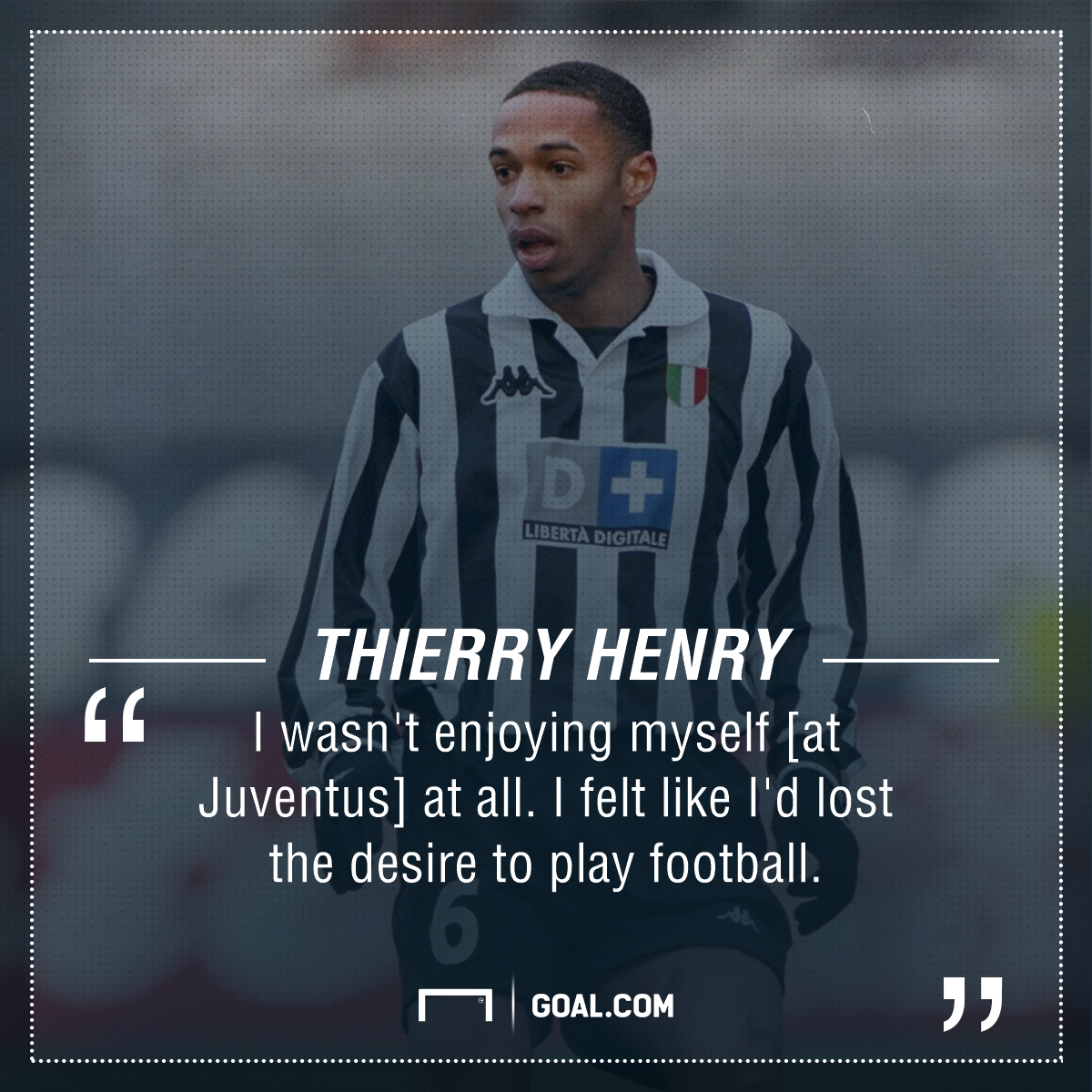 Thierry Henry Juventus PS