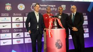 Permier League Asia Trophy will be held in Hong Kong in July.