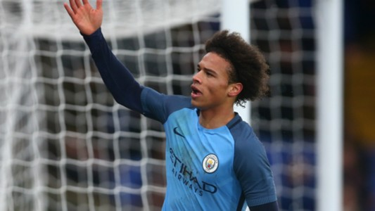 HD Leroy Sane Manchester City