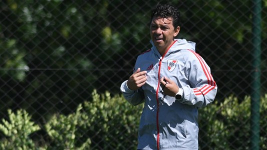 Marcelo Gallardo River