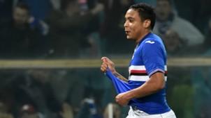 Luis Muriel Genoa Sampdoria Serie A