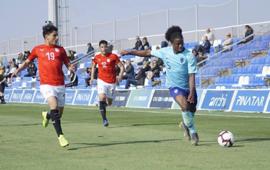منتخب مصر الأولمبي - هولندا تحت 21
