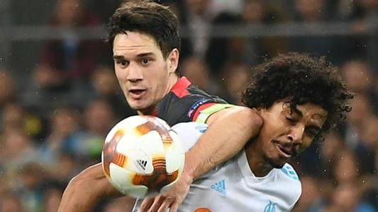 Nikola Vukcevic Luiz Gustavo Marseille Sporting Braga UEFA Europa League 15022018