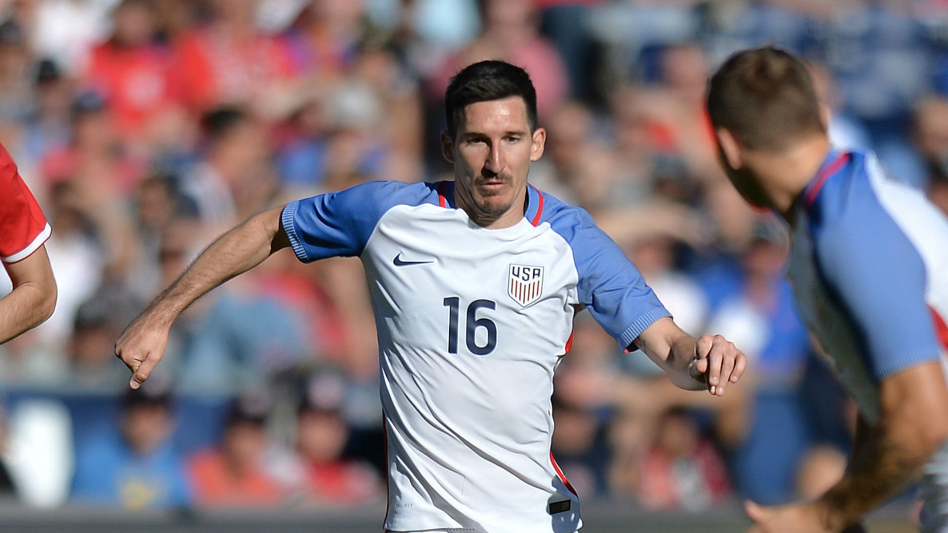 Sacha Kljestan USA 012917