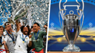 Champions League most titles Real Madrid