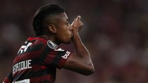 Bruno Henrique Flamengo Internacional Copa Libertadores 21082019
