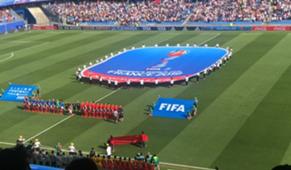 女足世界杯 中国女足无缘8强