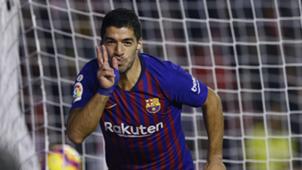 Luis Suarez La Liga Barcelona 2018-19