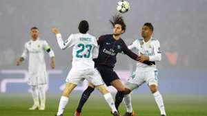 PSG Real Madrid 06032018