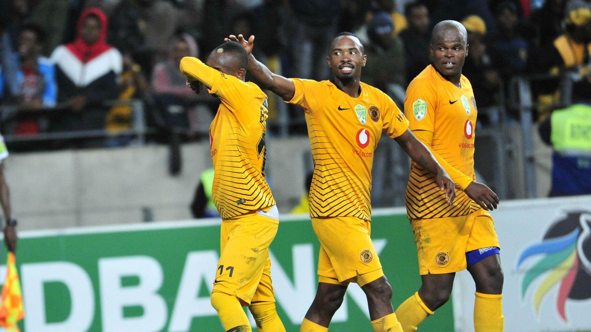 Chippa United v Kaizer Chiefs, April 2019