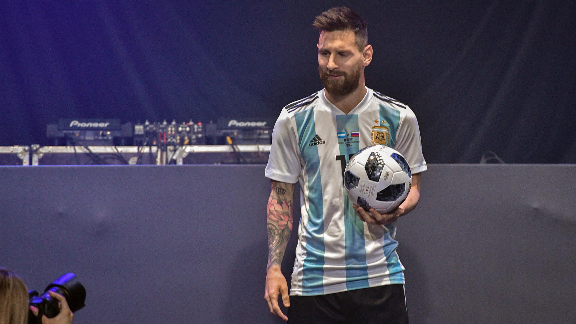 Argentina debutará el 16 de junio en Moscú