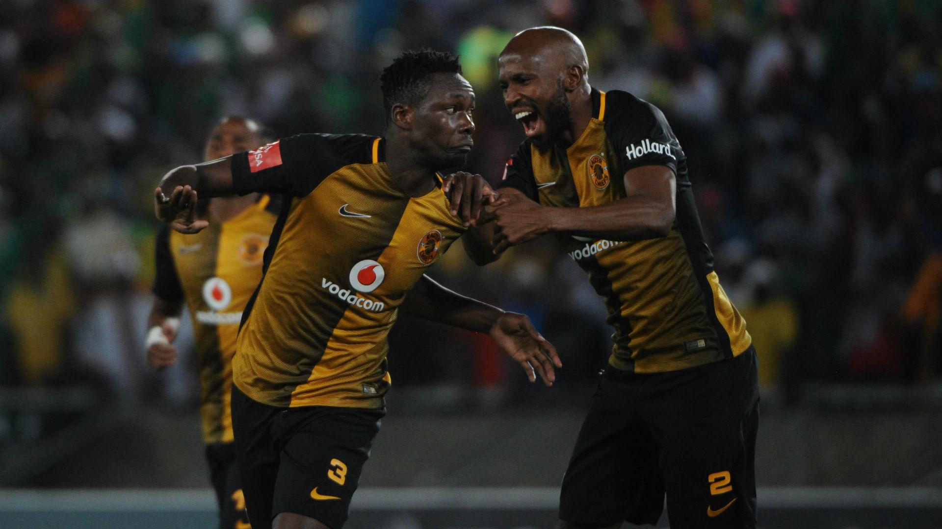 Erick Mathoho and Ramahlwe Mphahlele - Kaizer Chiefs