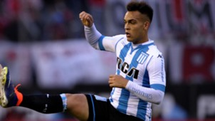 Lautaro Martinez Racing Club 180617
