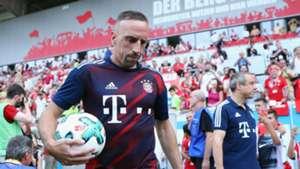Franck Ribery Munich Offenbach 083017