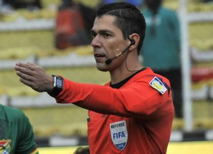 Arbitro Diaz de Vivar