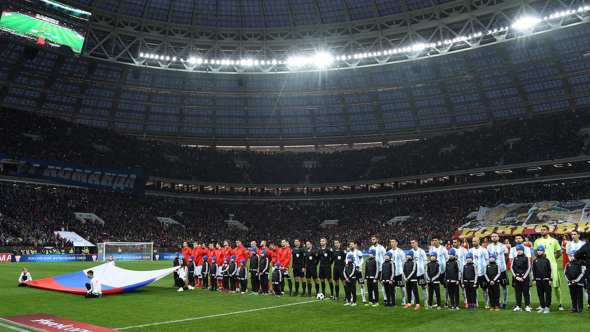 2017-11-16 Luzhniki Stadium Russia Argentina