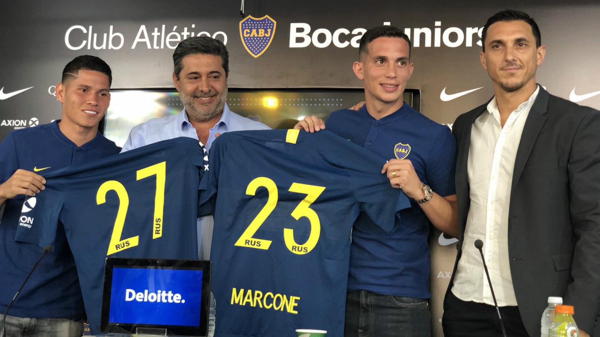Mercado de pases del fútbol argentino 2019 en vivo  altas 422feac4ceec8
