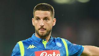 Dries Mertens Napoli 2018-19