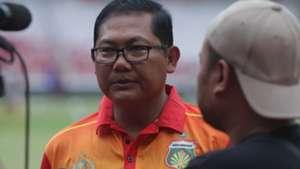 AKBP Sumardji, manajer tim Bhayangkara FC