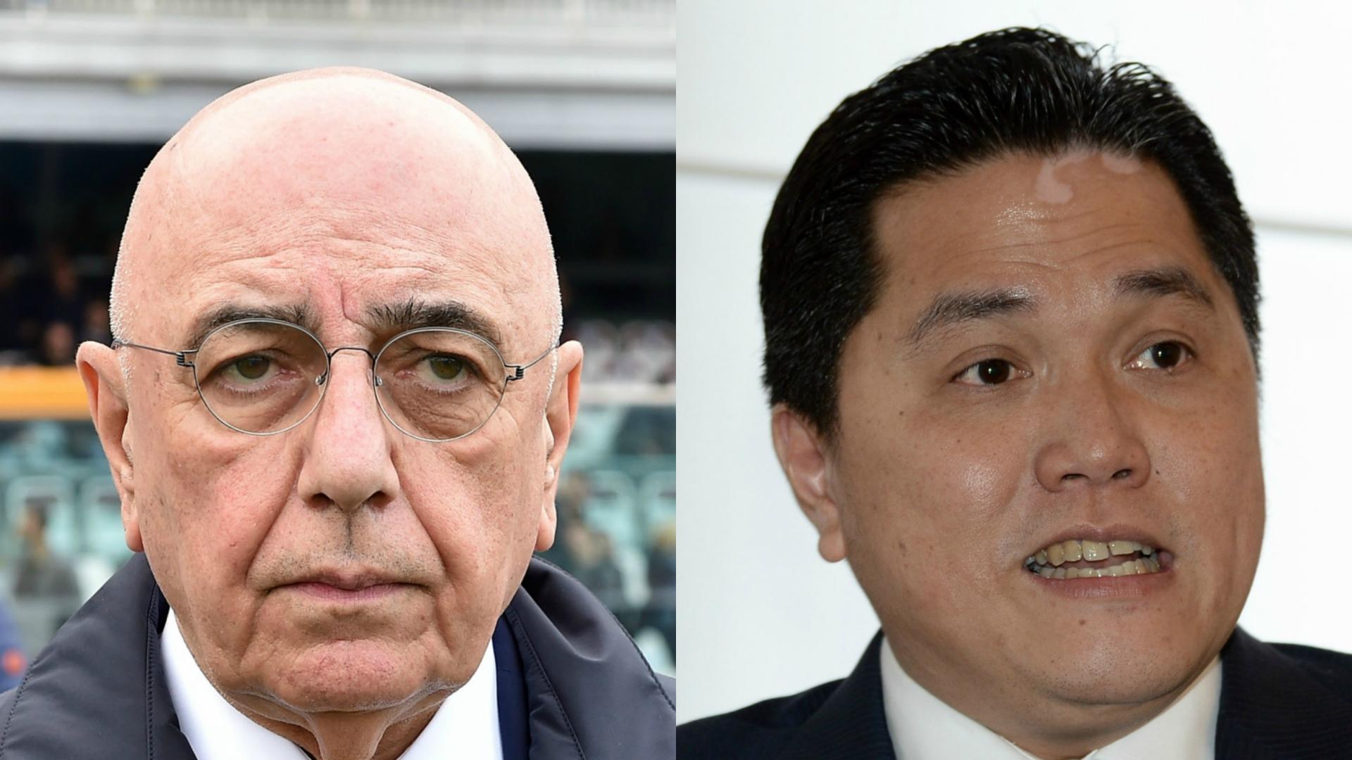 Falso in bilancio, indagati Thohir e Galliani per alcuni affari col Genoa