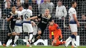 Tottenham Ajax van de Beek 04302019