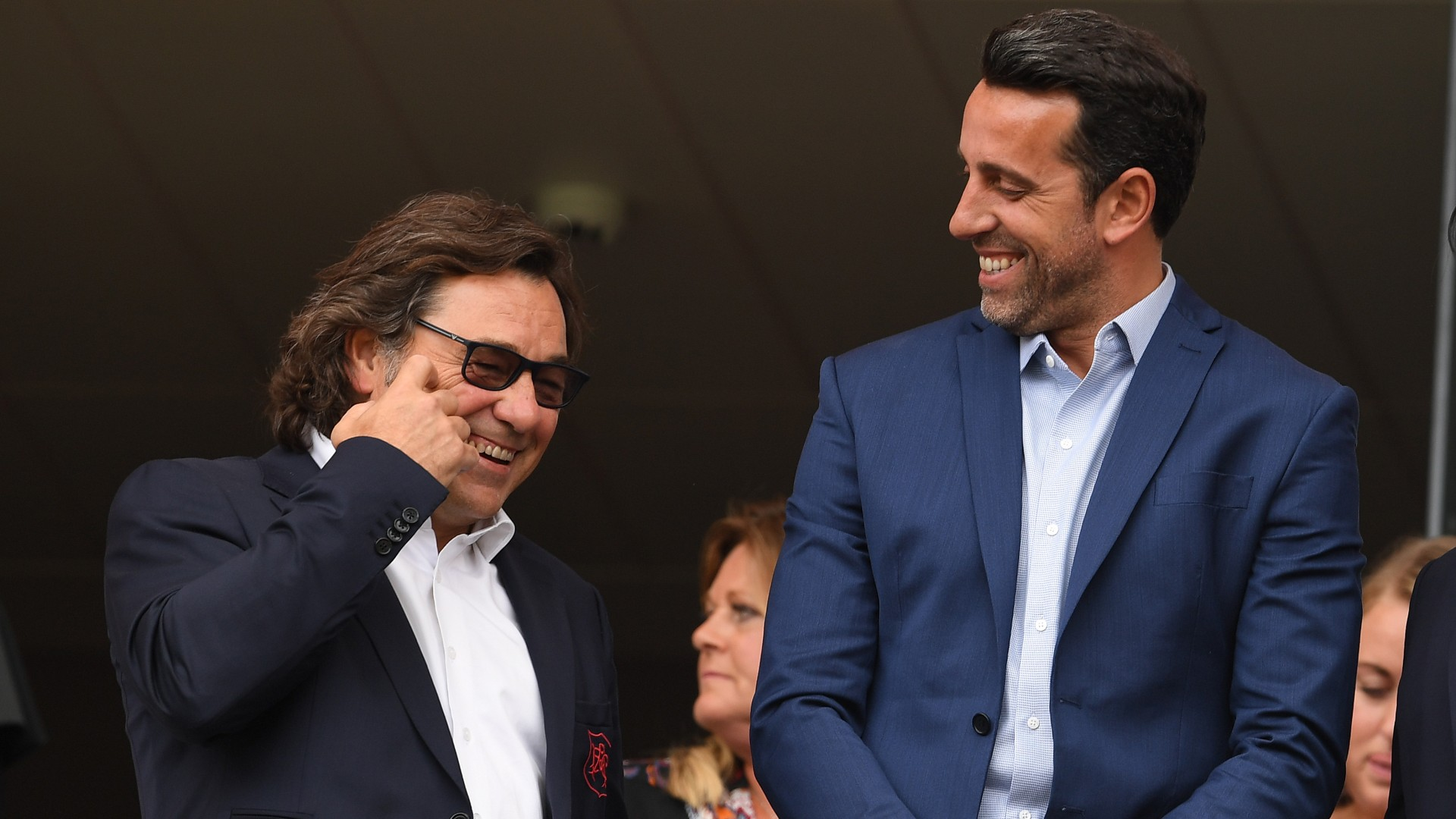 Raul Sanllehi, Edu, Arsenal