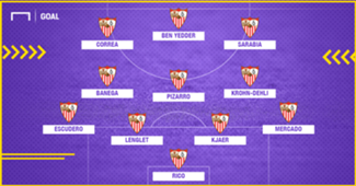 Sevilla XI