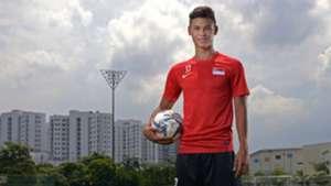 Irfan Fandi Singapore