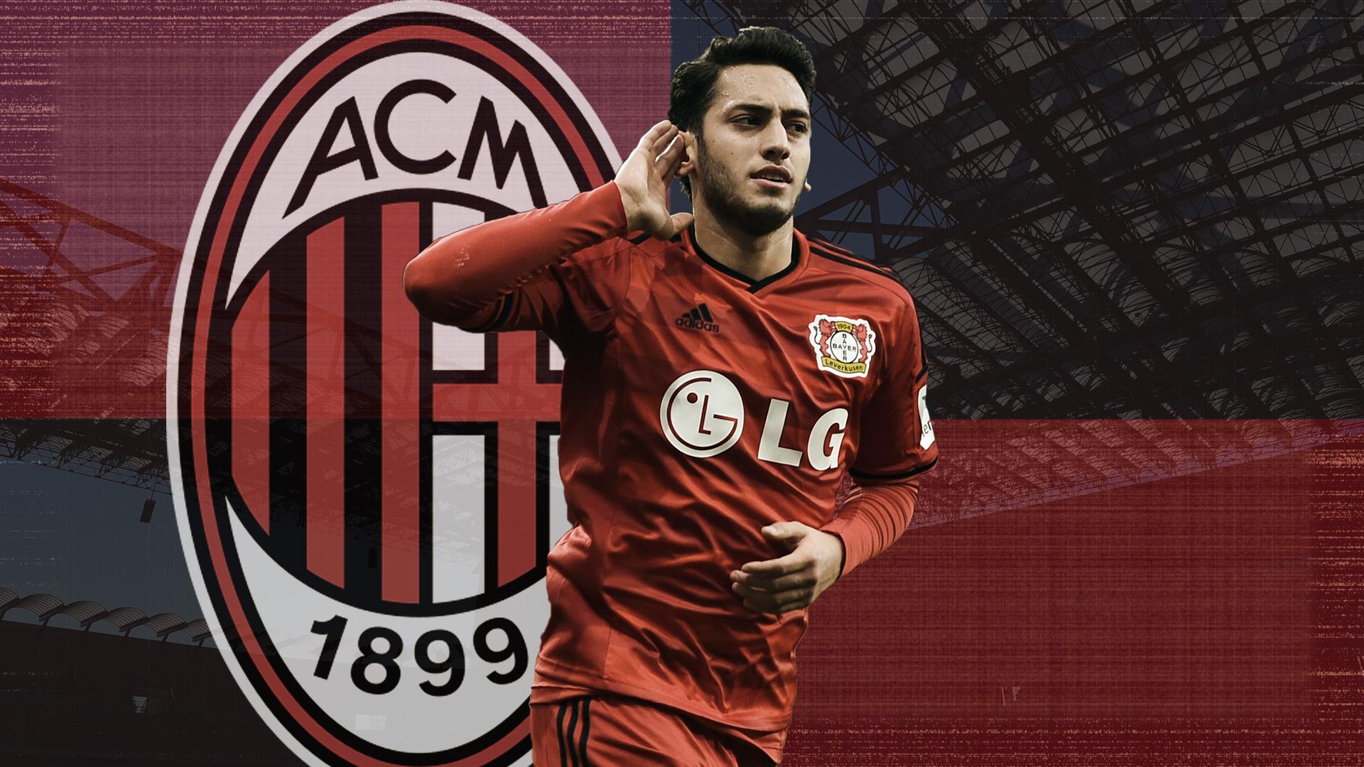 Hakan Calhanoglu è atteso a Milano nella giornata odierna!
